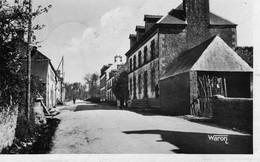 DPT 56 MELRAND Une Rue Du Bourg, La Mairie - Other Municipalities