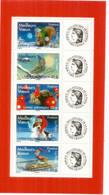 MEILLEURS VOEUX (Ecureuil,Faon,Hérisson,Chien,etc), BF Personnalisés Neuf ** F4120A. Côte 20 Euro - Personalized Stamps