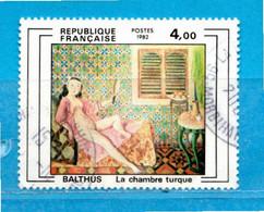 France °- 1982 - .Yvert. 2245 - Oblitérer. - Gebraucht