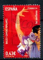 Espagne Y&T N° 4120° - 2001-10 Usati