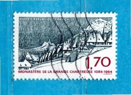 France °- 1984 - .Yvert. 2323 - Oblitérer. - Gebraucht