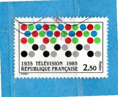 Francia ° - 1985 -   Yvert 2353.  Oblitérer. - Gebraucht