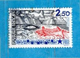 France °- 1985 -  .Yvert. 2373 - Oblitérer.  Usati - Gebraucht