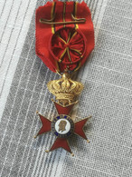 Medaille  KONINKLIJKE REDDERS ANTWERPEN /REDDEN OF STERVEN 1880 - Ohne Zuordnung