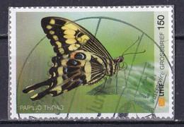 BRD Privatpost LMF (150 Cent) Papilio Thoas (A1-23) - Private & Local Mails