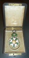 Médaille,  Légion D'honneur 1870 -  - Réf, Boite - Ohne Zuordnung