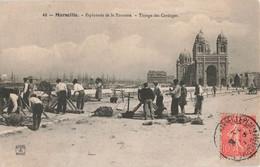France (13 Marseille) - Esplanade De La Tourette - Tissage Des Cordages - Joliette, Havenzone