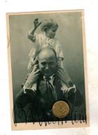 1935 BEFANA FACISTA MUSSOLINI NON Viaggiata Originale D'epoca - Weltkrieg 1939-45