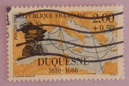 "FRANCE YT 2517 OBLITERE ""DUQUESNE"" ANNÉE 1988 - Gebraucht"