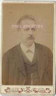 CDV  Monsieur HAMON Photo Lavalle à Paris - Anciennes (Av. 1900)