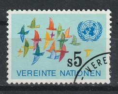 Verenigde Naties Wenen Y/T 5 (0) - Gebraucht