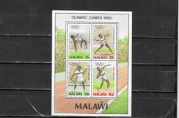 MALAWI Nº HB 68 - Sommer 1988: Seoul