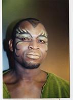 Snapshot Couleur 00s 90s Homme Man Portrait Noir Maquillage Make-up Queer Lgbt Gay Theatre - Anonyme Personen
