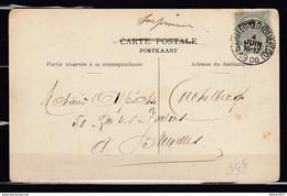 Postkaart Van Camp Van Beverloo Gelopen Postkaart - 1893-1907 Stemmi