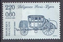 FRANCE 2709,unused - Ungebraucht