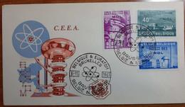 BELGIO 1961 FDC CEEA - 1961-70