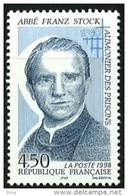 N° 3138 Abbé Frantz Stock  Faciale 4,50F - Ungebraucht