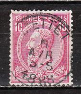 46  Oblitération Centrale METTET - LOOK!!!! - 1884-1891 Leopoldo II