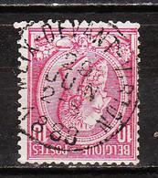46  Oblitération Centrale MEIX DEVANT VIRTON - LOOK!!!! - 1884-1891 Leopoldo II