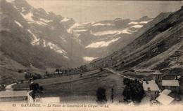 Gavarnie La Vallée De Gavarnie Et Le Cirque 1913  CPA - Tarbes