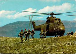HELICOPTERE PUMA SA 330 - Materiaal