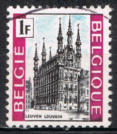 [C0699] Bélgica 1968, Turismo, 1 Fr. (U) - Gebraucht