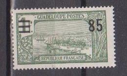 GUADELOUPE      N° YVERT  :  91  NEUF AVEC CHARNIERES         ( CH     4 / 34 ) - Neufs