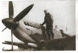 PHOTO  AVION  AVIATION  SPITFIRE - Luftfahrt