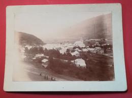 Photo Ancienne  Hermann Ruché Bonneville (1897)  - TANINGES    HAUTE-SAVOIE - Alte (vor 1900)