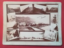 """Photo Ancienne  Hermann Ruché Bonneville (1897)  - BONNEVILLE HAUTE-SAVOIE  """" Souvenirs """" - Orte"""