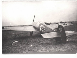 PHOTO  AVION  AVIATION  FAUX MESSERSCHMITT BE 109 - Luftfahrt