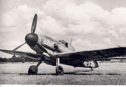 PHOTO  AVION  AVIATION  MESSERSCHMITT BF109 - Luftfahrt