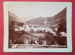 Photo Ancienne  Hermann Ruché Bonneville (1897)  - ST. JEOIRE AU FAUCIGNY     HAUTE-SAVOIE - Orte