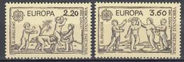 Frans Andorra  Europa Cept 1989 Postfris - Ungebraucht