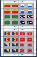 ⭐ Nations Unies - New York - YT N° 783 à 790 ** - Année Complète - Neuf Sans Charnière - 1999 ⭐ - Ungebraucht