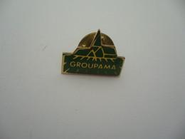 PIN'S PINS PIN PIN's ピンバッジ GROUPAMA - Banks