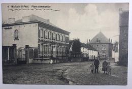 Walhain St - Paul - Place Communale - Verzonden - Walhain