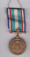 MEDAILLE MILITAIRE Médaille Commémorative Française Des Opérations En Corée - Sonstige Länder
