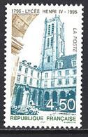 Yv  3032- Lycée Henri IV, Tour Clovis  ** - Ungebraucht