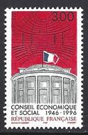 Yv  3034- Hémicycle Du Palais D'Iéna  ** - Ungebraucht