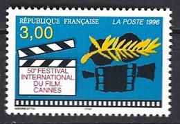 Yv  3040-50e Festival Du Film  ** - Ungebraucht