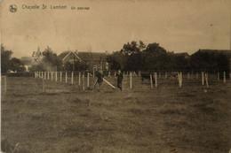 Chapelle Saint Lambert (Lasne) Un Paysage 1941 - Lasne