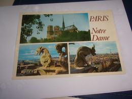 CPA CPSM CARTE POSTALE  75 PARIS    NOTRE DAME - Notre Dame Von Paris