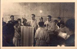 BENEDICTION DE LA FONTAINE BAPTISMALE _ VIGILE DE PAQUES 1942 - Altri