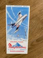 BUVARD MAGDELEINE - Biscottes