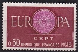 FRANCE 1960 Y&T N° 1267 N** - Nuovi