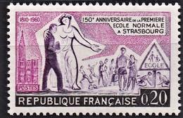 FRANCE 1960 Y&T N° 1254 N** - Nuovi