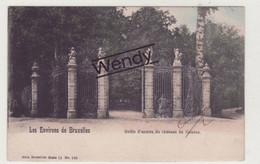 Saintes (grille D'entrée Du Château - Color) Edit. Nels Serie 11 N° 150 - Tubize