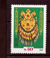 UMM - 1992 National Treasures - Turkmenistan
