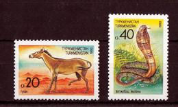 UMM - 1992 Fauna - Turkmenistan